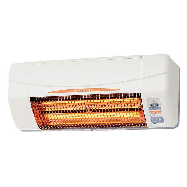 高須産業 【壁面取付タイプ】浴室換気乾燥暖房機 外部換気扇連動タイプ BF-961RGC
