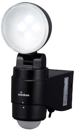 LED 乾電池式 センサーライト乾電池式 2W