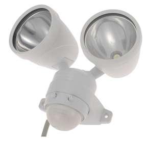 LEDセンサーライト 2灯式 OSE−LS42