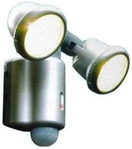センサーライト 75W×2灯 SR-752
