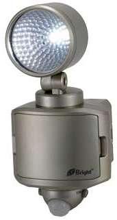 LEDセンサーライト 3W/200lm H-210