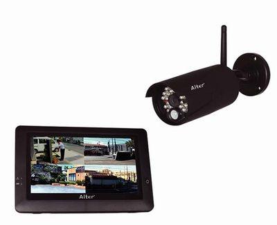 (オルタプラス)ハイビジョン無線カメラ&モニターセット AT-8801