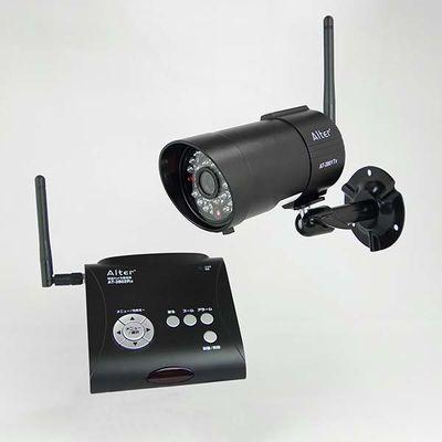 (オルタプラス)録画一体型 防水・防塵デジタル無線カメラ AT-2800