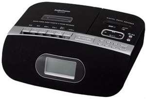 カセットラジオ USB端子/SDスロット付き