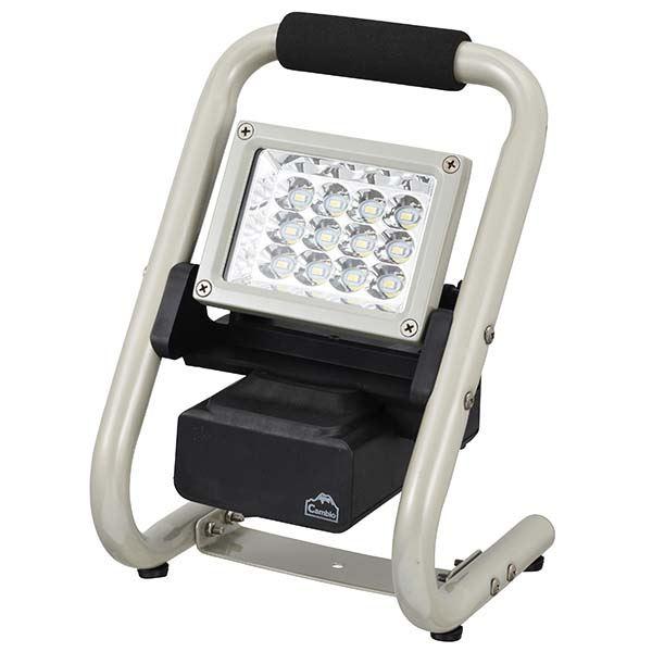 OHM 6.0W LED 2WAYパワーライト(単1形×4本使用) KPP-55J-N