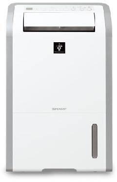 シャープ 冷風・衣類乾燥除湿機  CV-C140-W