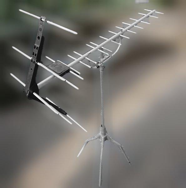 中古 UHFアンテナ 14素子 , 20素子