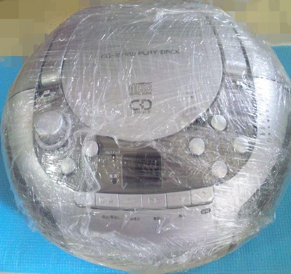 CD・FM/AMラジオカセット RCD-360